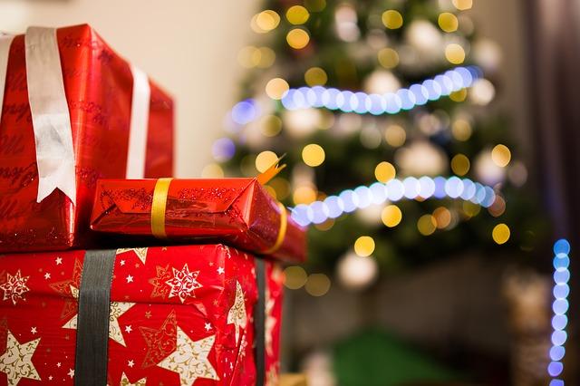 Geld lenen kerstcadeau