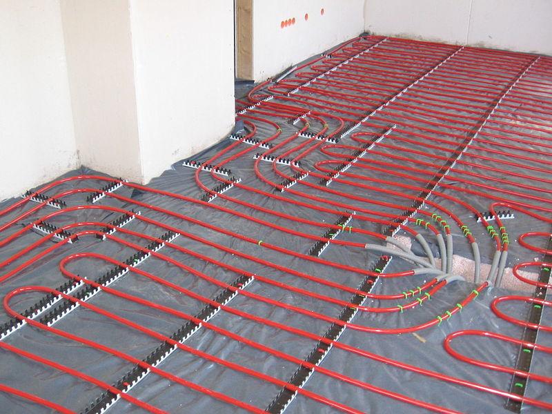 Renovatielening vloerverwarming