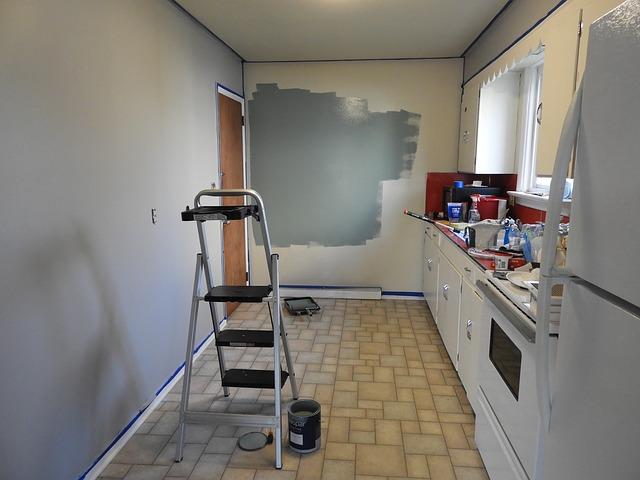 Renovatielening nieuwe keuken